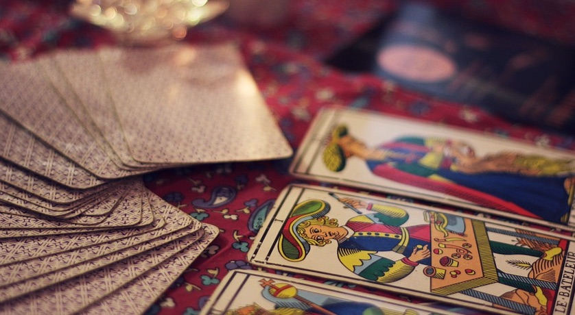different cards in the deck